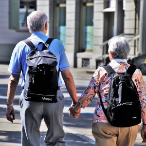 senior, elderly, people